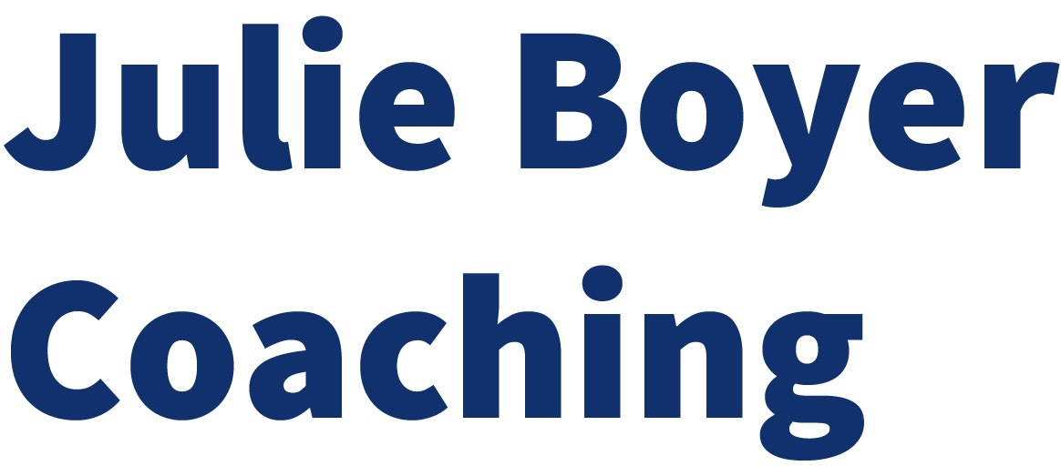 Julie Boyer Coaching